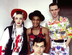 Culture Club (Sänger Boy George)